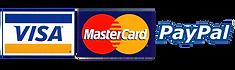 Visa Mastercard Paypal image