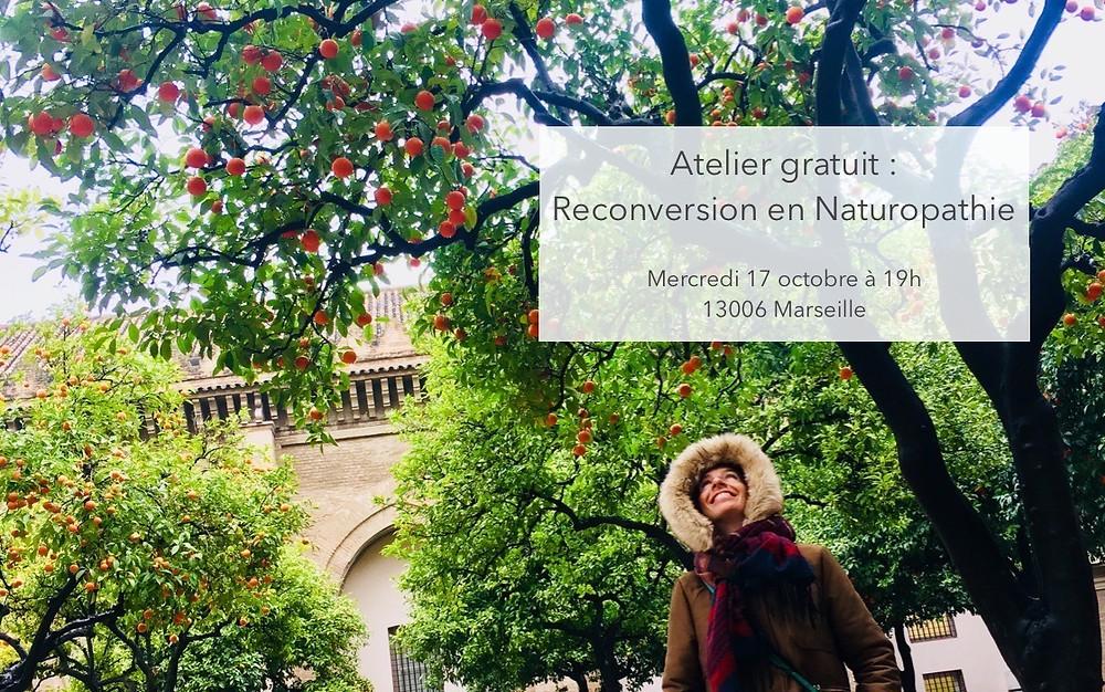 Atelier Naturopathie : Detox de Printemps & Ventre Plat
