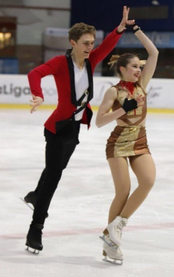 SOFIA VAL - ice dance - iceskating -dans