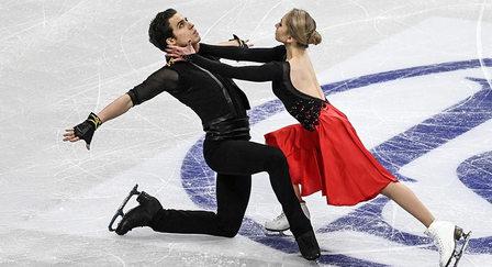 iceskating costume- danse sur glace - Lo