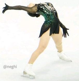 Kaori - Sakamoto - figure skating -patin