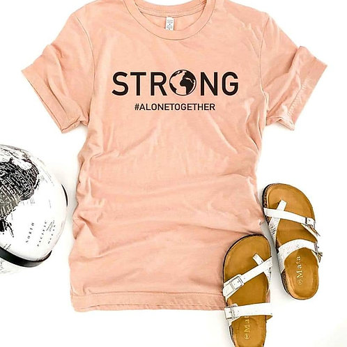 Strong T shirt