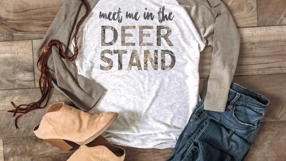 Meet Me In The Deer Stand