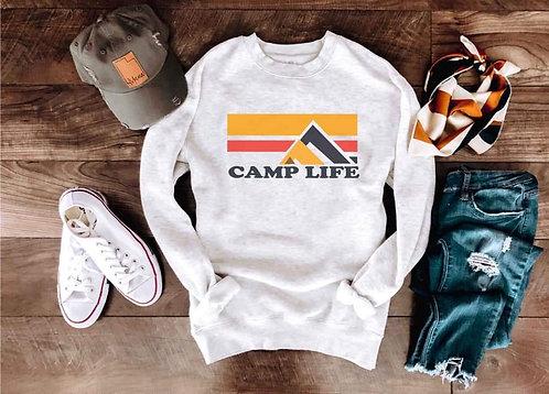Camp Life Sweatshirts
