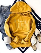 Stay Cozy Hoodie Mustard