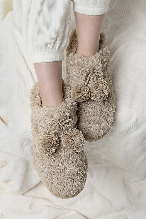 Cozy Bootie Slipper