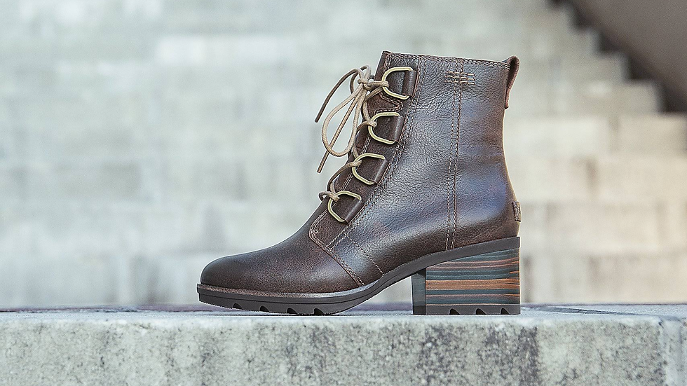 Sorel Cate Lace Boots
