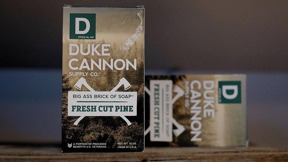 Big Ass Brick Of Soap-Fresh Cut Pine