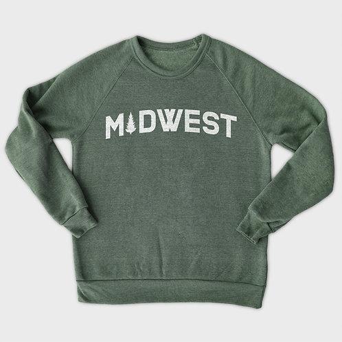 Midwest Pine Sweatshirt