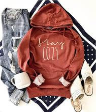 Stay Cozy Hoodie Spice
