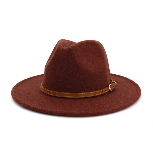 Wine Buckle Hat