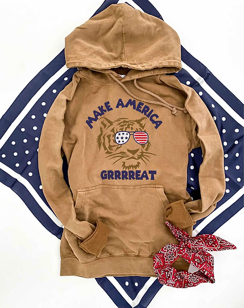 Make America Great Hoodie