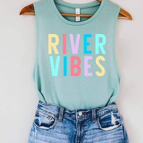 River Vibes Tank