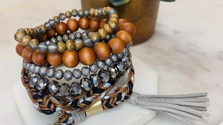 Wrap Layer Bracelet