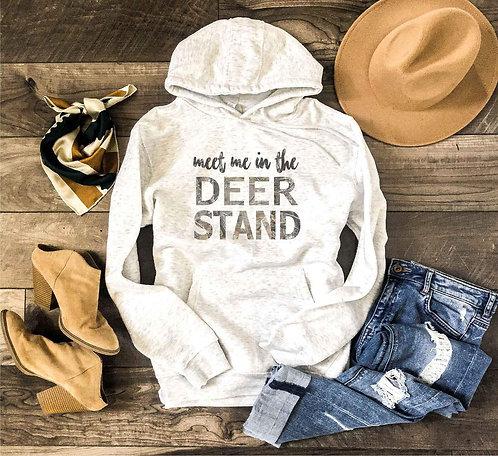 Meet Me In The Deer Stand Hoodie