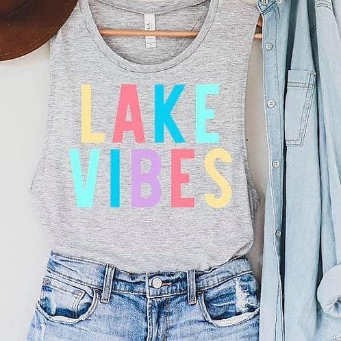 Lake Vibes Tank