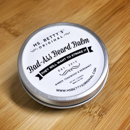 Bad Ass Beard Balm