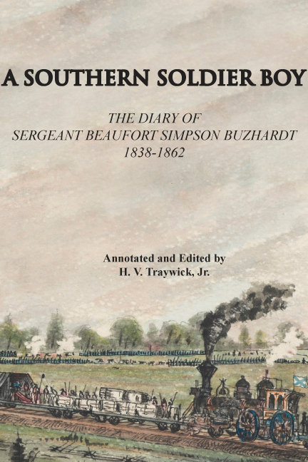 Southern Soldier Boy