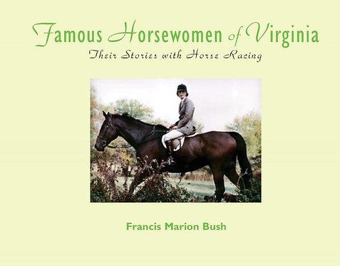 Famous Horsewoman of Virginia
