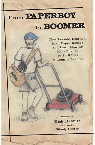 From Paperboy to Boomer
