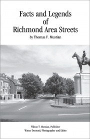 Facts and Legends of Richmond Areas Streets