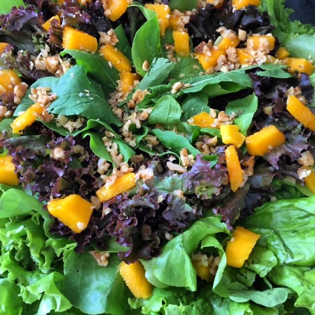 Salada vitaminada