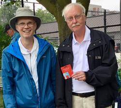 19FT Door Prize - Ron with Ken