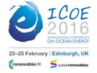 Bioinsight at the ICOE 2016 in Edinburgh