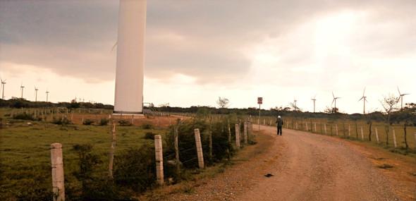 Bii Stinu Wind Farm - Oaxaca, Mexico