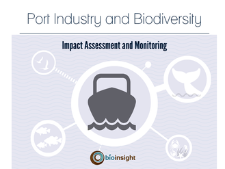 Are you involved in the Port Industry? Check out our services and more on our ebook