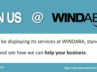 Join us @ WINDaba