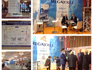 Bioinsight was present at the Intercontinental Wind Power Congress in Istanbul