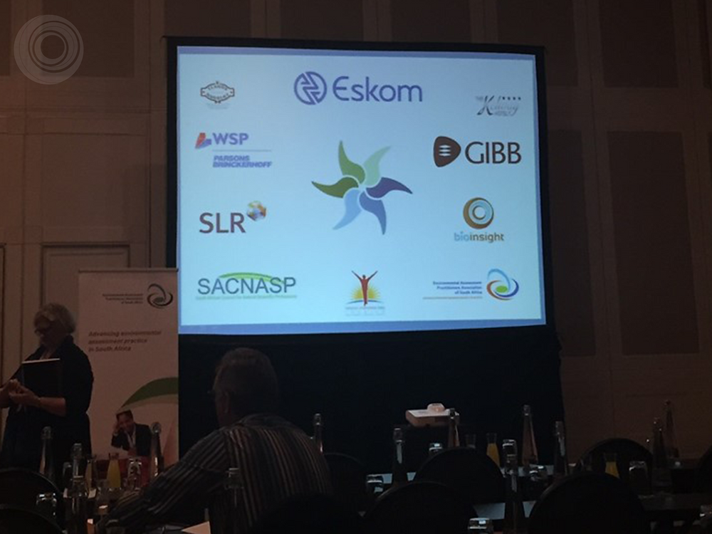 Bioinsight is sponsoring the 2016 International Conference for Impact Assessment South Africa