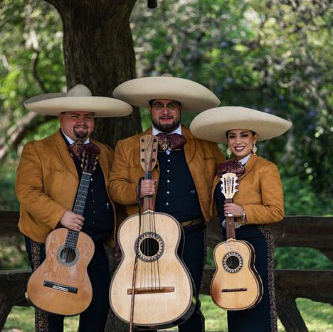 Mariachi Azul Rhythm Section