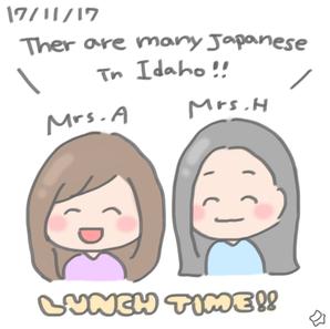 17/11/17 またしてもステキな出会い!!