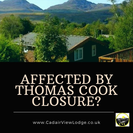 Affected by Thomas Cook Closure?