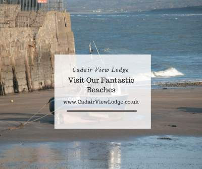 Award winning beaches within 30 minutes of our accommodation