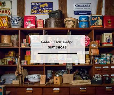 Find Gift Shops In Snowdonia