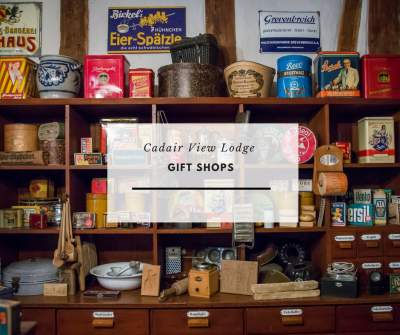 Shops where you can buy special gifts in Snowdonia