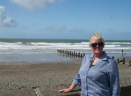 Today We Were In Barmouth