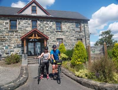 Llys-Ednowain-Trawsfynydd-Cycling