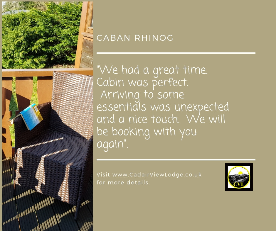 Photo of Caban Rhinog and a review