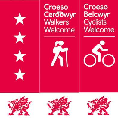 Visit Wales 4* Graded!!