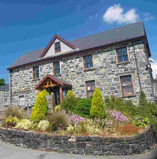 group accommodation in Trawsfynydd Snowdonia