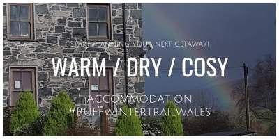 Buff Winter Trail Wales Accommodation