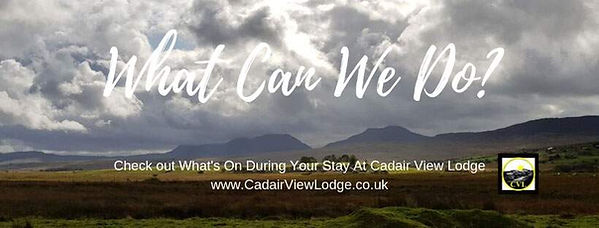 Latest details of things to do in Snowdonia