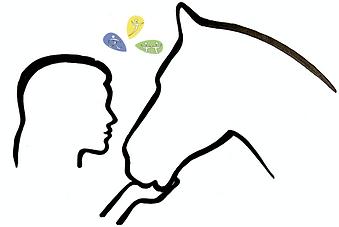 Logo Audrey LIARD Psychomotricienne- praticienne en médiation équine