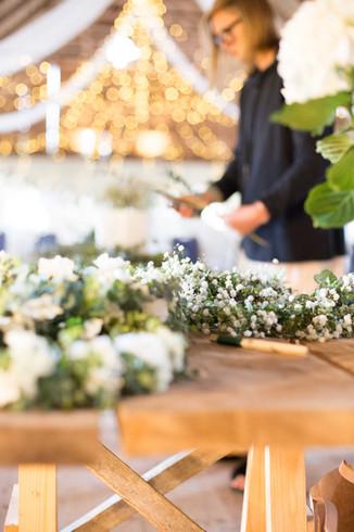 Bröllopförberedelser