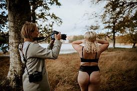 Boudoirfotografering