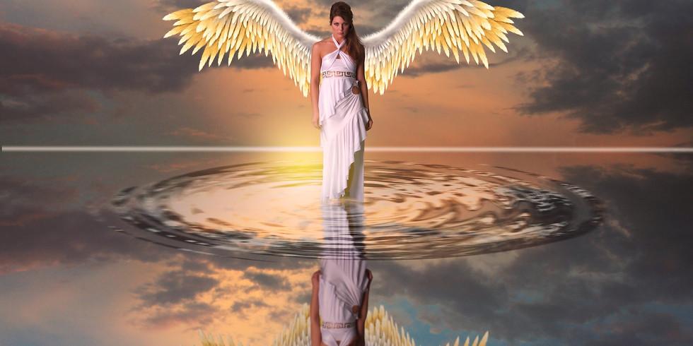 Tečaj intuicije in angelske podpore 3.stopnja